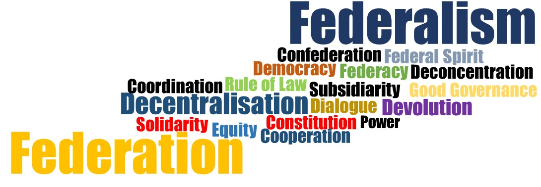 Federalism and Federation: Putting the Record Straight