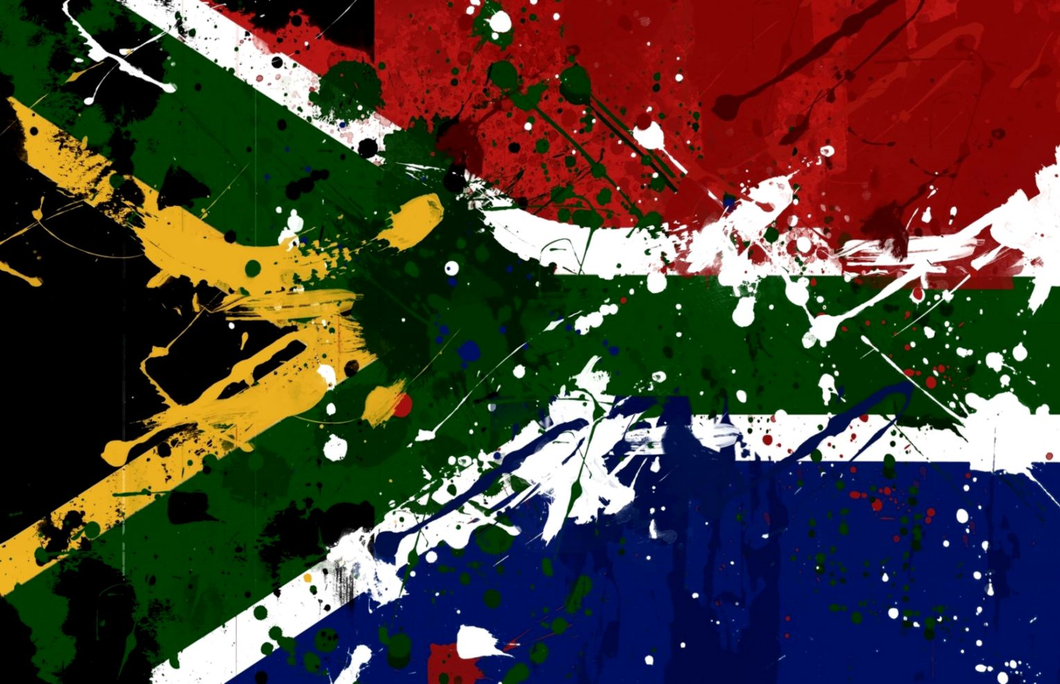 South Africa's Quest for Power-Sharing